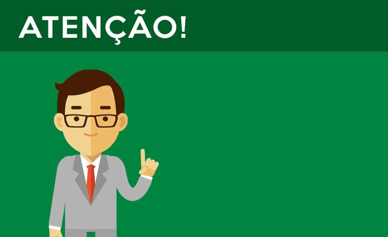 ATENÇÃO AO COMUNICADO! - COVID-19