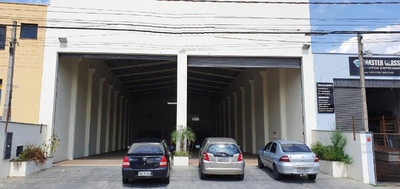 SALÃO AV. CRISTOVÃO COLOMBO